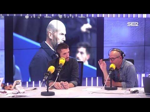 El Sanedrín de El Larguero   ¿Acabará Zidane la temporada en el Real Madrid?