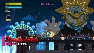 Tembo The Badass Elephant (PS4, Xbox One, PC) - Gameplay
