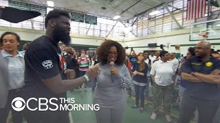 "Newark principal wants to use Oprah's $500K donation for ""restorative"" programs"