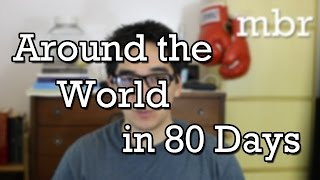 Around the World in 80 Days by Jules Verne (Book Summary and Review) - Minute Book Report