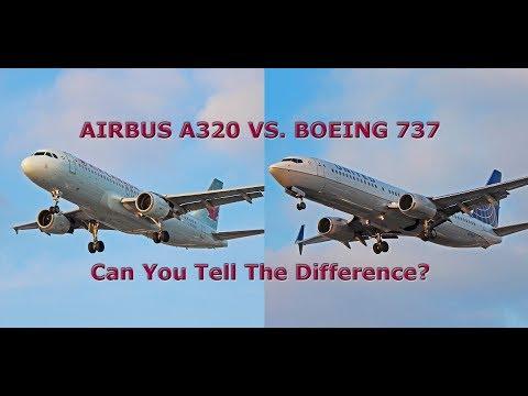 Airbus A320 - Boeing 737e alternatif 44