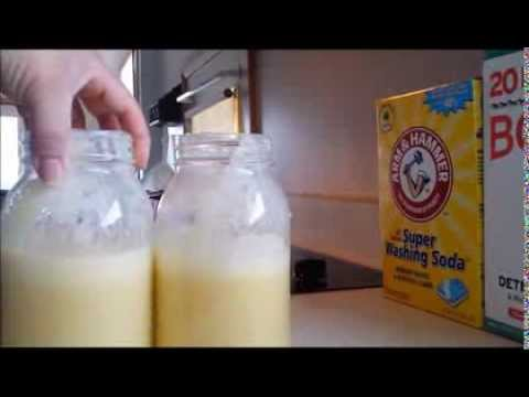 super laundry sauce recipe and instructions concentrated youtube
