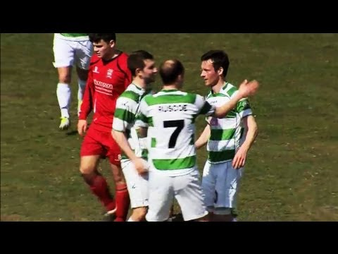 Goal of the Month - April 2013