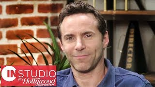"""'Disobedience' Star Alessandro Nivola on """"Burden of Responsibility"""" With Role   In Studio With THR"""