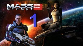 Mass Effect 2 Walkthrough HD - Part 1 [No commentary] [ENG]