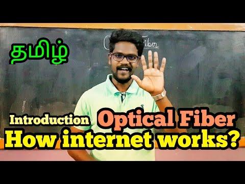 Optical|Fiber|Introduction|Physics 12|Tamil|MurugaMP