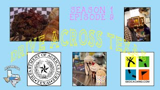 Drive Across Texas Season 1 Episode 9