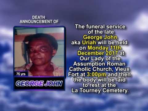 George John short
