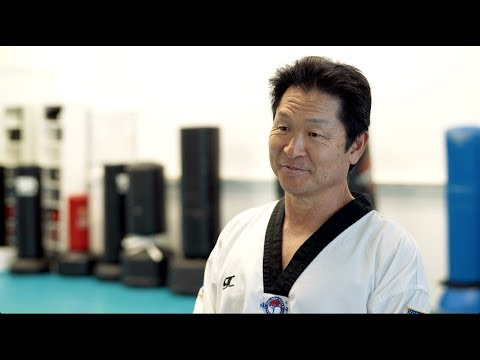 Martial Arts And A Meal Ep1: Taekwondo With Master Simon Rhee And Co-host Nayun Bae