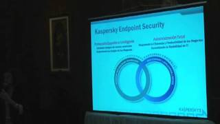 Lanzamiento de Kaspersky Endpoint Security 8