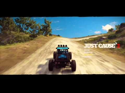 Let's Play Just Cause 3 XL Edition LIVE - Part 1 (Boom Island)