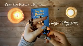 Holy Rosary: Joyful Mysteries | Catholic ASMR, Soft-Spoken screenshot 1
