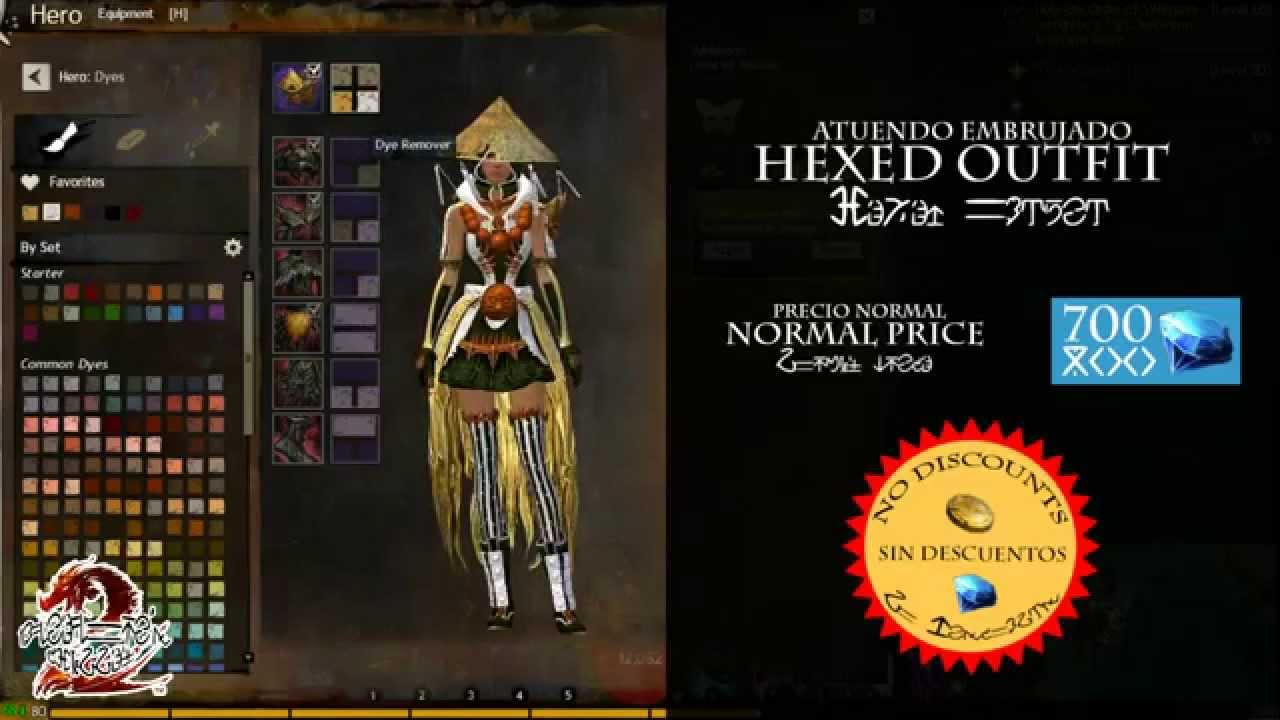 Gw2 Hexed Outfit