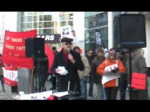 Demo Jan 29 201 Against IRanian Regime