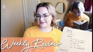 Make Your Life Better - How I Do My Weekly Review