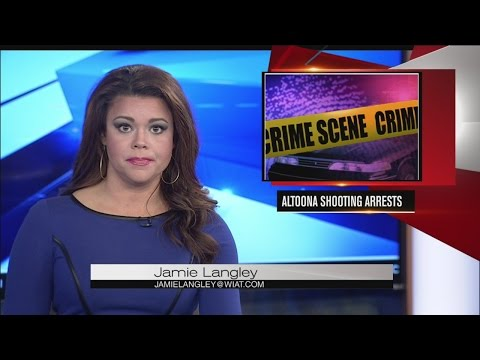 Altoona shooting arrests