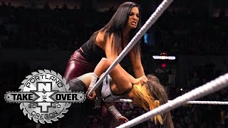 Raquel Gonzalez emerges to obliterate Tegan Nox: NXT TakeOver: Portland (WWE Network Exclusive)