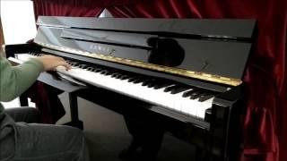 「暗殺教室第2期OP2」[Assassination Classroom Season 2 OP2] バイバイYESTERDAY Bye Bye Yesterday piano cover