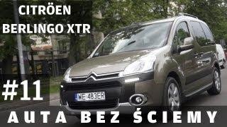 Auta bez ściemy #11 - Citroen Berlingo 1.6 HDI XTR(W jedenastym odcinku AUT BEZ ŚCIEMY przygotowaliśmy dla Was test bardzo ciekawego samochodu. Wywodzący się z samochodu dostawczego Berlingo ..., 2013-07-16T08:33:33.000Z)