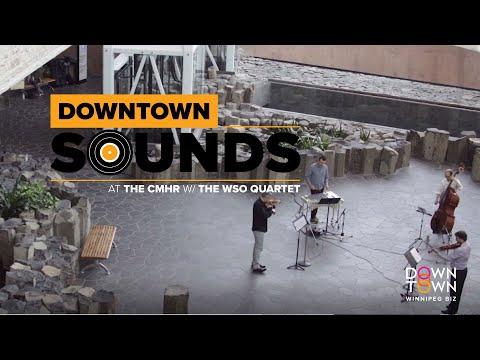 Downtown Sounds: Winnipeg Symphony Orchestra Quartet, Calum's Road