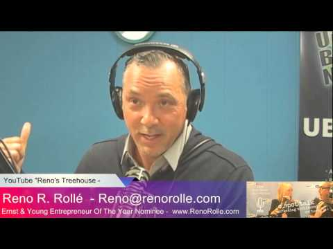 "Copy of C Spot Talk -  UBN Radio - Guest Reno Rolle - ""Man with Handles"""
