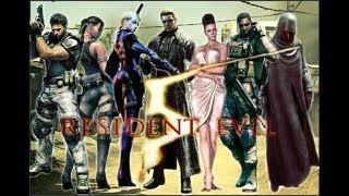 Resident Evil 5 Professional Mode with Deadpool Part 5 Finale