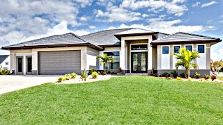 Pinnacle Building Solutions | Model Home Cape Coral
