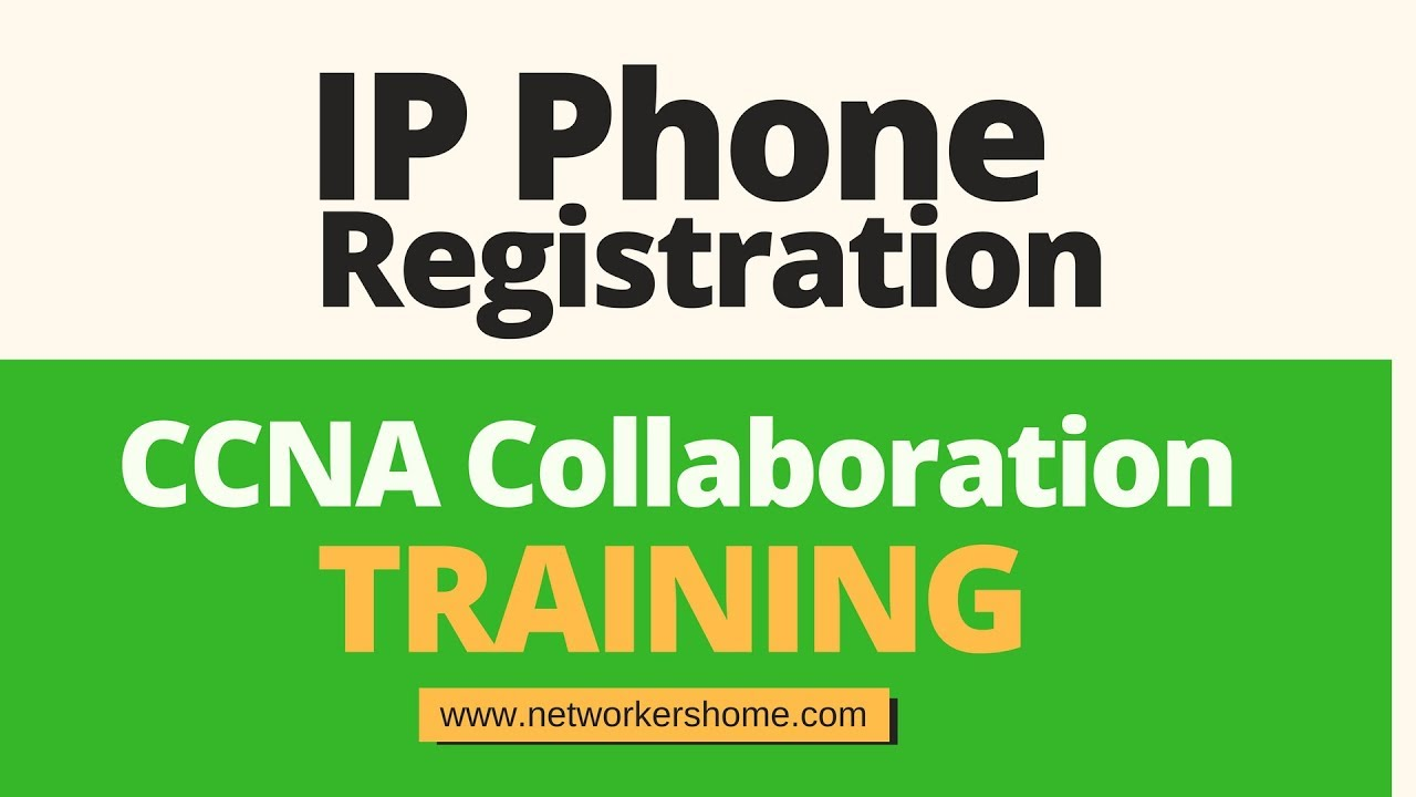 IP Phone registration process   IP With Ease   IP With Ease