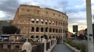 Колизей в Риме - достопримечательности Италии(Чудо света знаменитый Колизей в Риме., 2016-03-11T19:57:30.000Z)