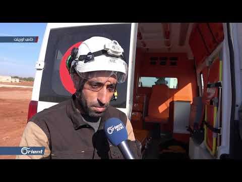 مجزرة ترتكبها ميليشيا أسد الطائفية في بلدة جرجناز في إدلب