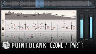 izotope ozone 7 tutorial mastering dance music part 1