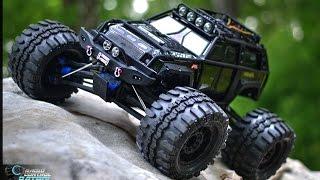 rc patrol traxxas summit mamba monster pro line geared park dash