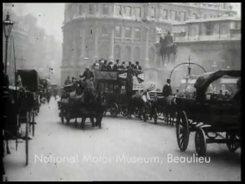 London Views 1905