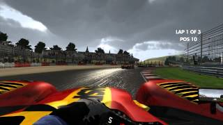MotorSport Revolution Steam Launch Trailer