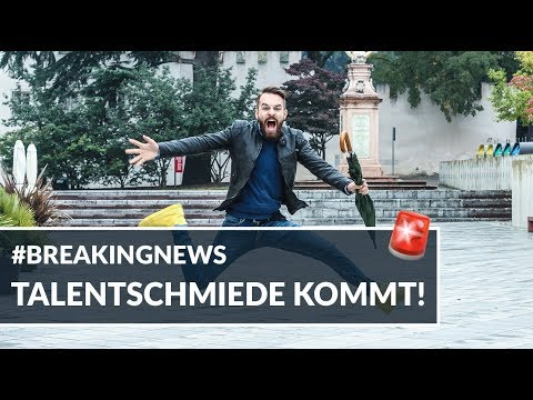 BREAKING NEWS 🚨 AWESOME Formel abgesagt - Talentschmiede is coming! 🔥