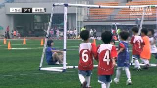 2008 티브로드컵 유소년 축구대회 - 골클럽 vs 죽전리틀JJ