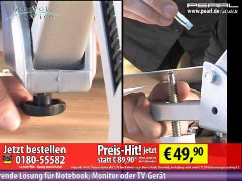 General Office 3D-Notebook-Arm zur Tischmontage