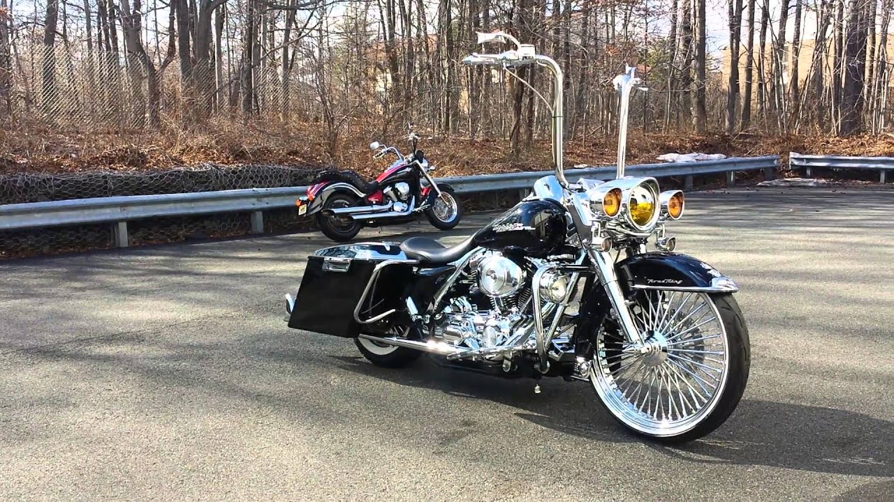 85 Road King 23 Inch Front Wheel