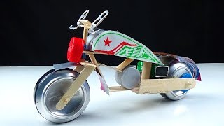 Video How to Make a Toy Motorcycle at Home - Diy Motorbike Easy download MP3, 3GP, MP4, WEBM, AVI, FLV Juni 2018