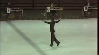 John Curry 1972 European Championships LP