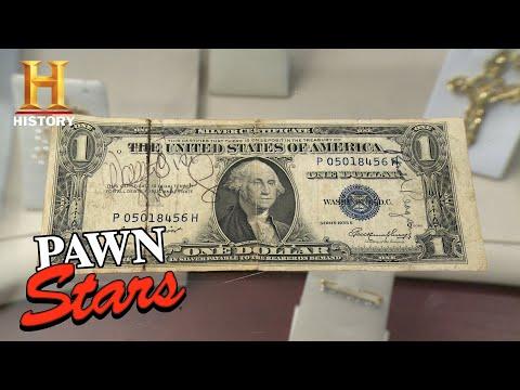 Pawn Stars: Disney & Reagan Dollar | History