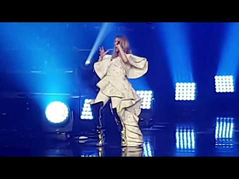 Céline Dion - All By Myself (Live, June 25th 2017, First Direct Arena, Leeds)