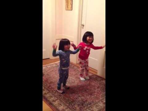 Uyeda Dancing Duo