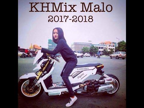 Khmix malo-2017 Dance mix  cute dy bek New