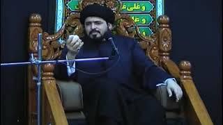 السيد منير الخباز - شاب يريد أن يأذن له النبي محمد صلى الله عليه وآله وسلم بالزنا