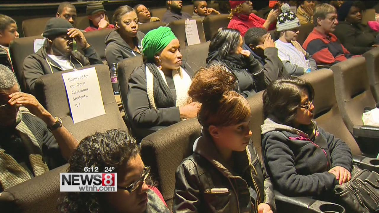 Download Special viewing of 'Selma' movie for New Haven students