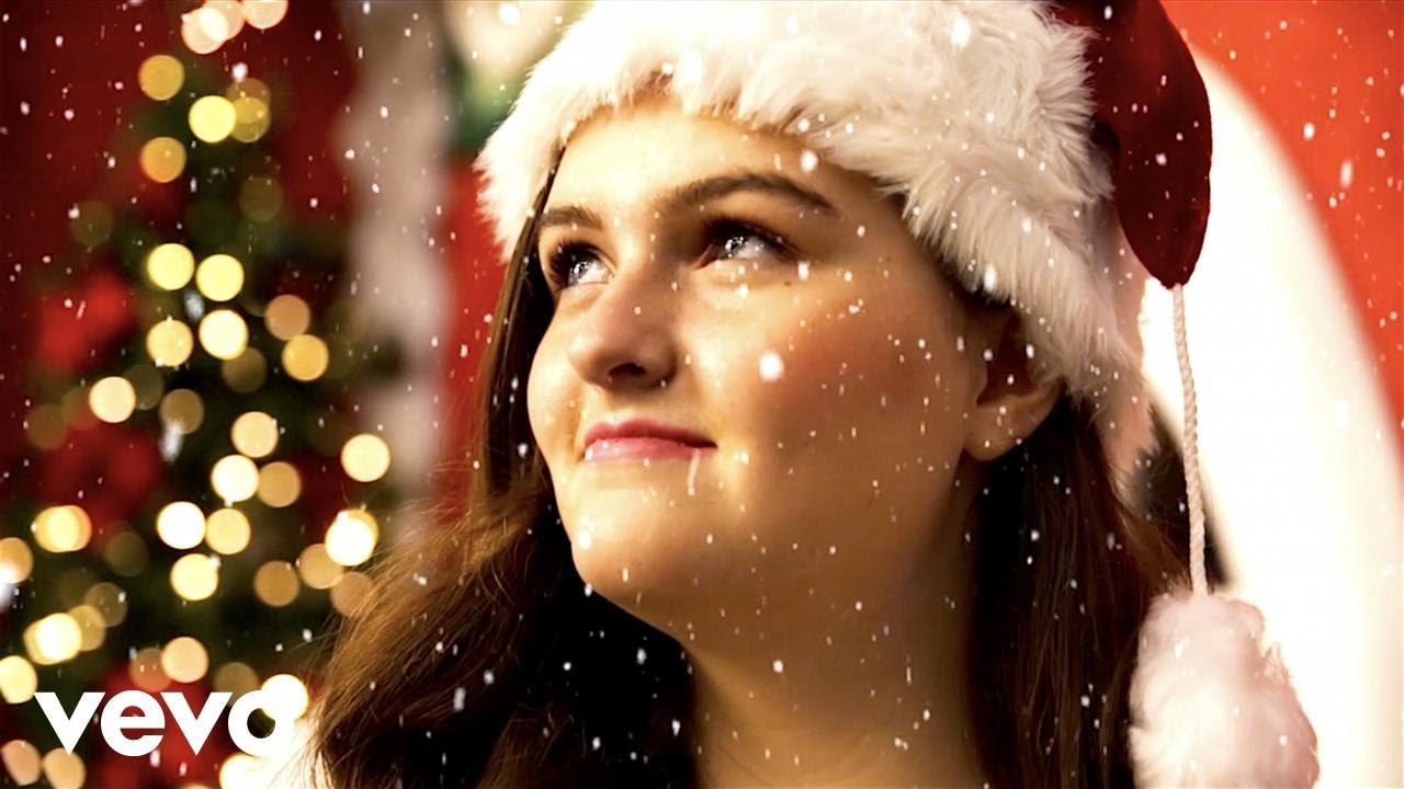 Sarah Kate Gram - Jingle Bells (from Hallmark film, A Wish for ...