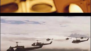 """Отрывок из к/ф """"Апокалипсис сегодня""""(полёт валькирий)"""