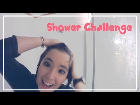Shower challenge  | SarayYT