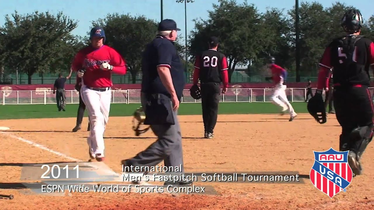2011 AAU International Men's Fastpitch Softball Tournament